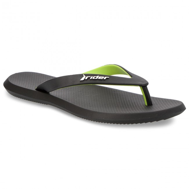 Slides RIDER - R1 Ad 10594 Black/Black