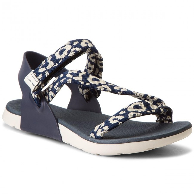 Sandals RIDER - Rx II Sandal Fem 82362 Beige/Blue 20294