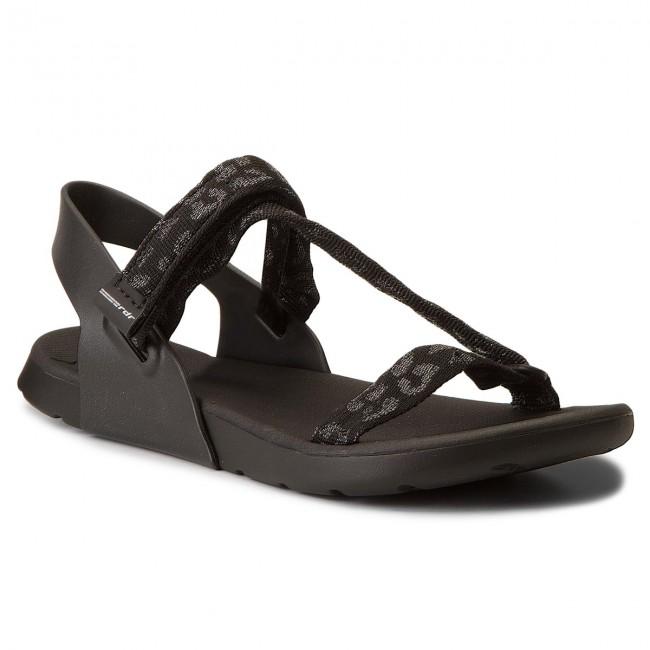 Sandals RIDER - Rx II Sandal Fem 82362 Black/Black 20766