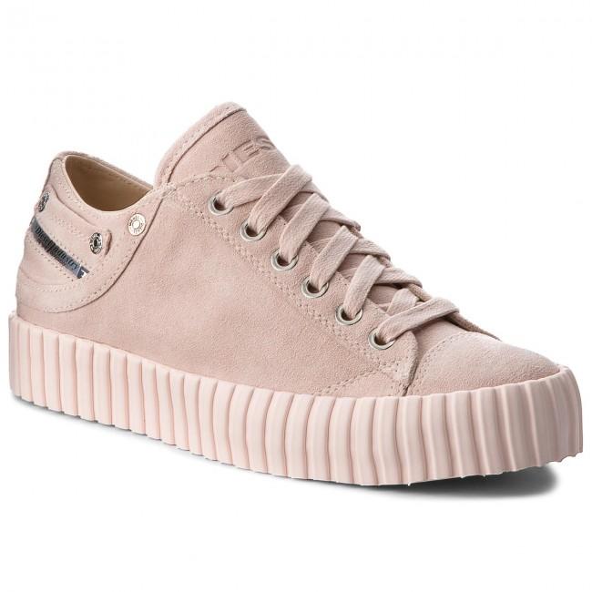 Sneakers DIESEL - S-Exposure Clc W Y01646 P1022 T4100 Pink Champagne