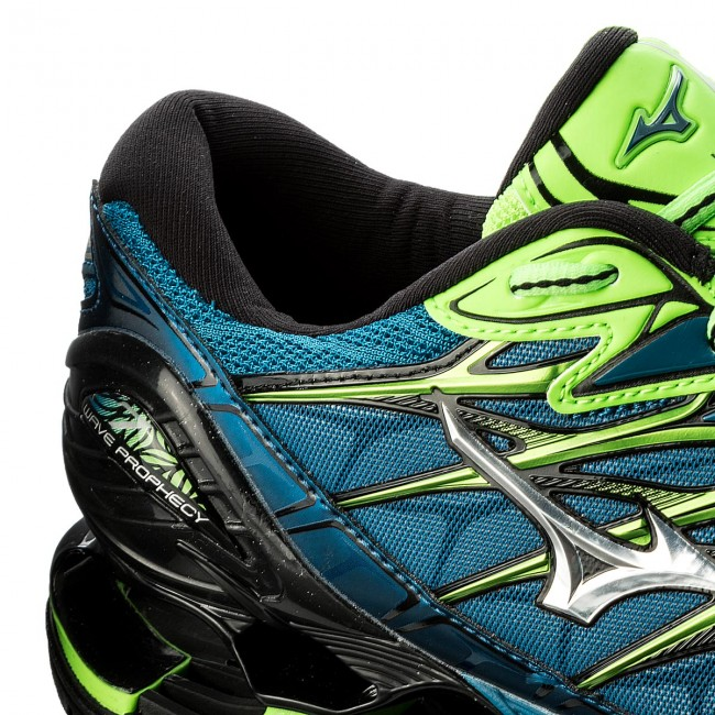 mizuno wave prophecy 5 navy
