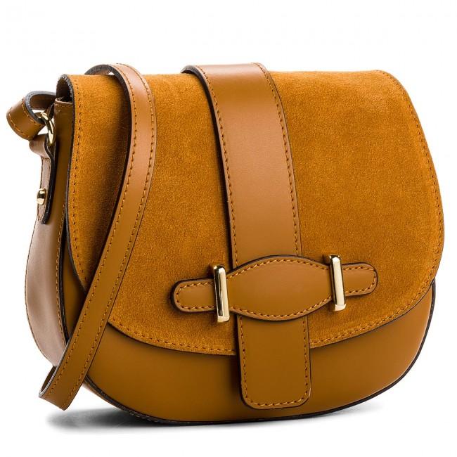 Handbag CREOLE - K10484  Koniak