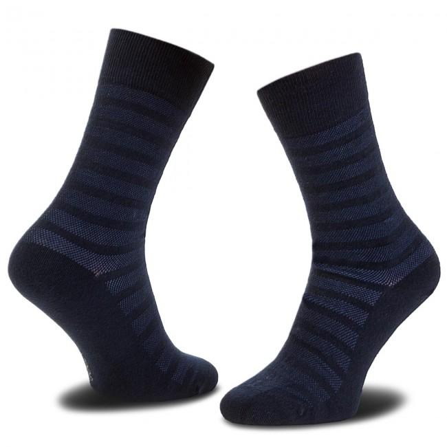 51c609d45df3c Men's High Socks JOOP! - Pique Stripe 900.07 Navy 3000 - High - Men ...