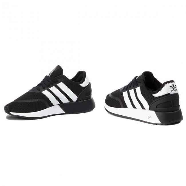 Shoes adidas - N-5923 B37957  Cblack/Ftwwht/Cblack - Sneakers - Low shoes - Women's shoes