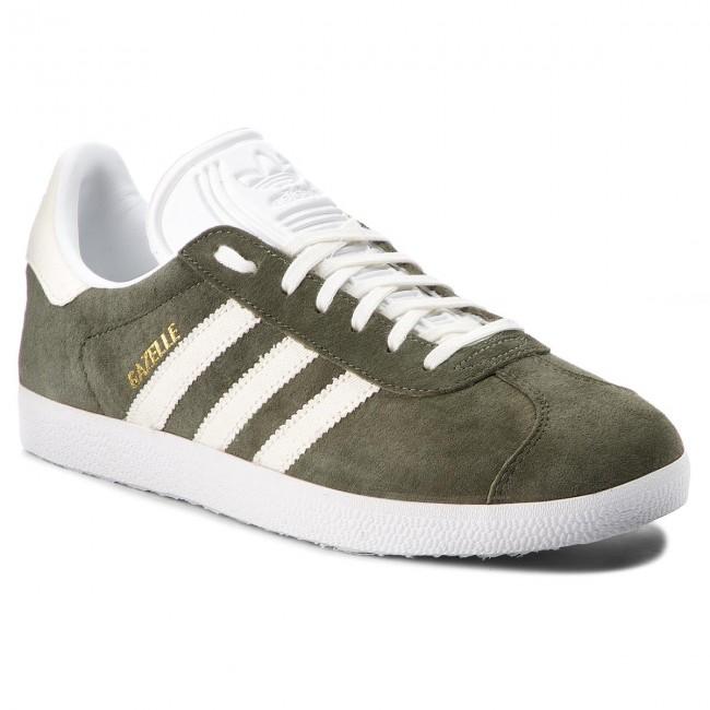 Shoes adidas - Gazelle B41649 Basgrn/Owhite/Ftwwht