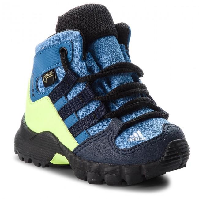 Shoes adidas Terrex Mid Gtx I GORE TEX D97655 TraroyConavySslime