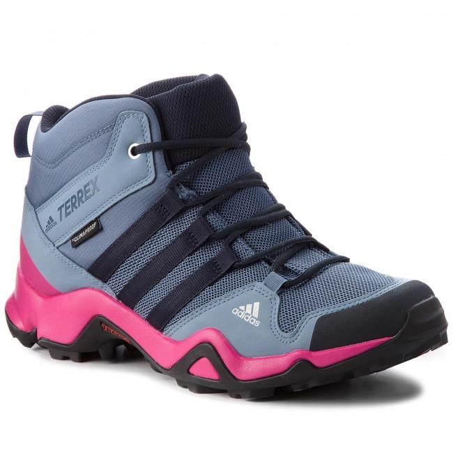 Shoes adidas - Terrex Ax2r Mid Cp K