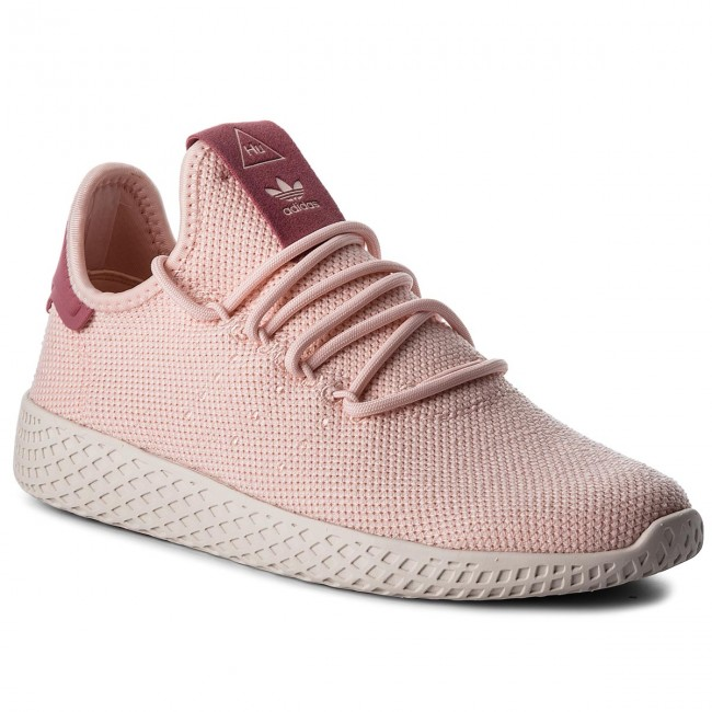 constante compensación Prevalecer  Shoes adidas - Pw Tennis Hu W AQ0988 Icepnk/Icepnk/Cwhite - Sneakers - Low  shoes - Women's shoes | efootwear.eu