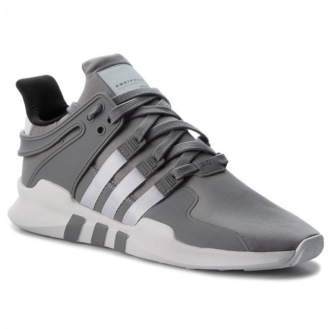 Shoes Adidas Eqt Support Adv B37355 Grethr Ftwwht Cblack Sneakers Low Shoes Men S Shoes Efootwear Eu