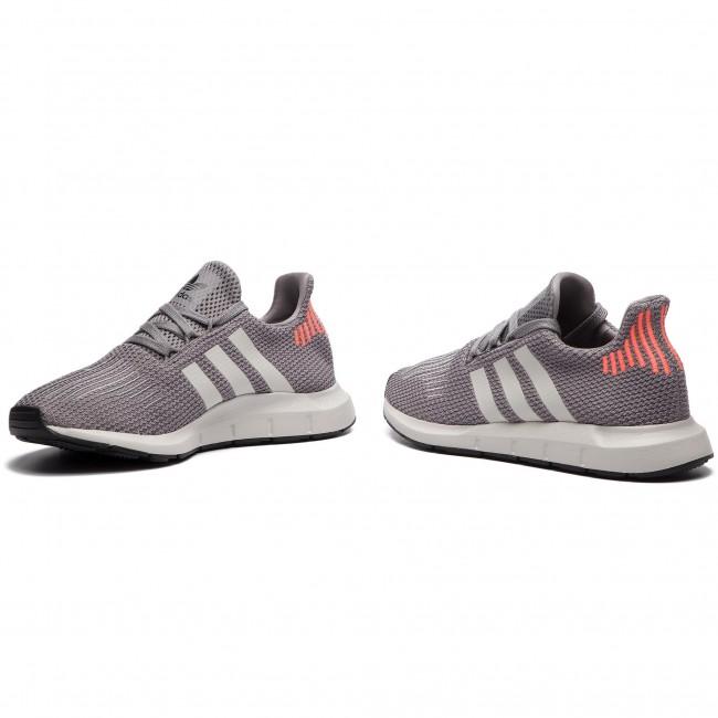 oficjalny sklep uznane marki kody promocyjne Shoes adidas - Swift Run B37728 Grethr/Cblack/Greone