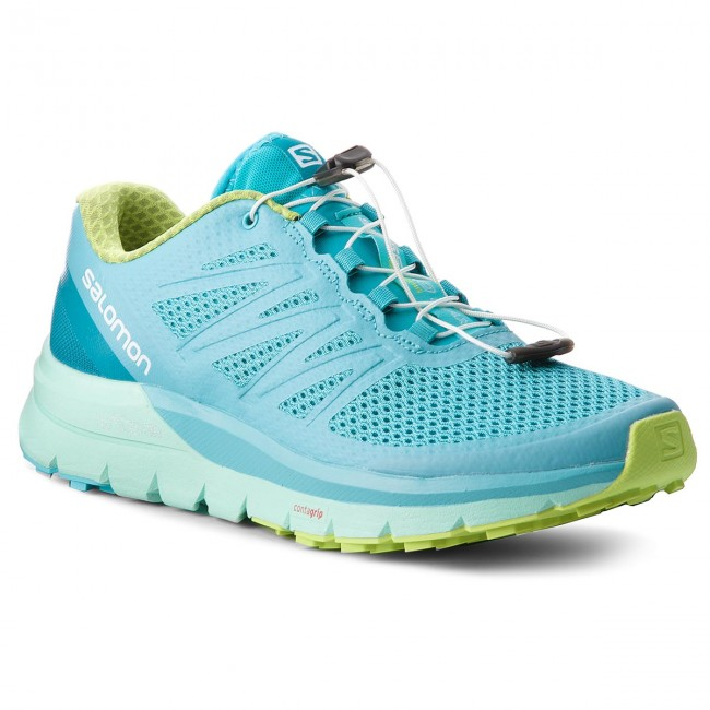 400701 Glassacid Shoes Max Blue W Salomon Pro 25 W0 Sense Curacaobeach Lime 53ARjc4Lq