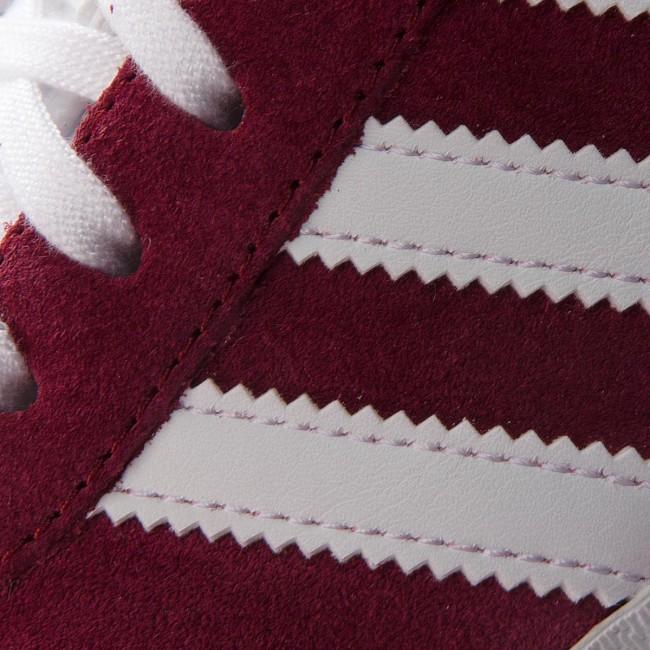 Shoes adidas Gazelle B41645 CburguFtwwhtFtwwht
