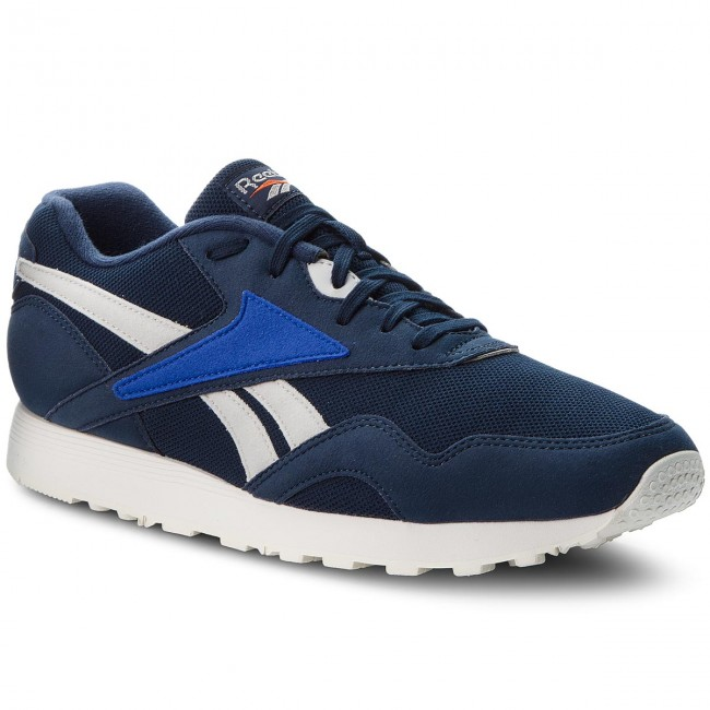 Instituto Apariencia Juicio  Shoes Reebok - Rapide Mu CN5909 Navy/Skull Grey/Blu/Chalk - Sneakers - Low  shoes - Men's shoes | efootwear.eu