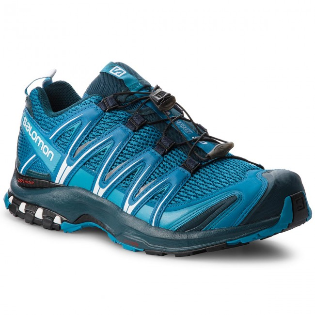 Shoes SALOMON Xa Pro 3D 404713 30 V0 Mykonos BlueReflecting