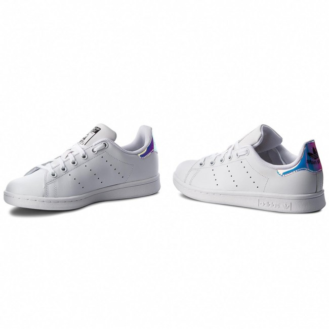 Shoes adidas Stan Smith J AQ6272 FtwwhtMetsilFtwwht