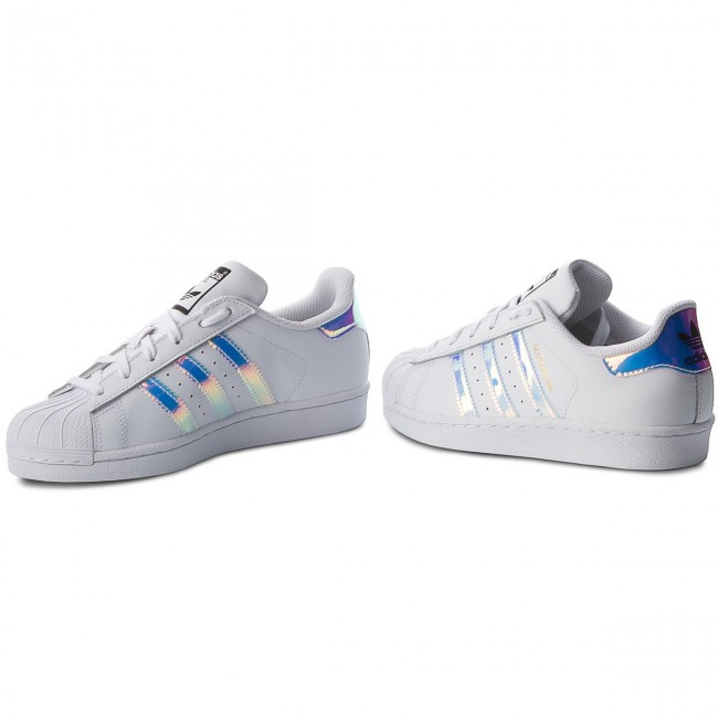 online retailer 7b65f 94594 Shoes adidas - Superstar J AQ6278 Ftwwht/Ftwwht/Metsil
