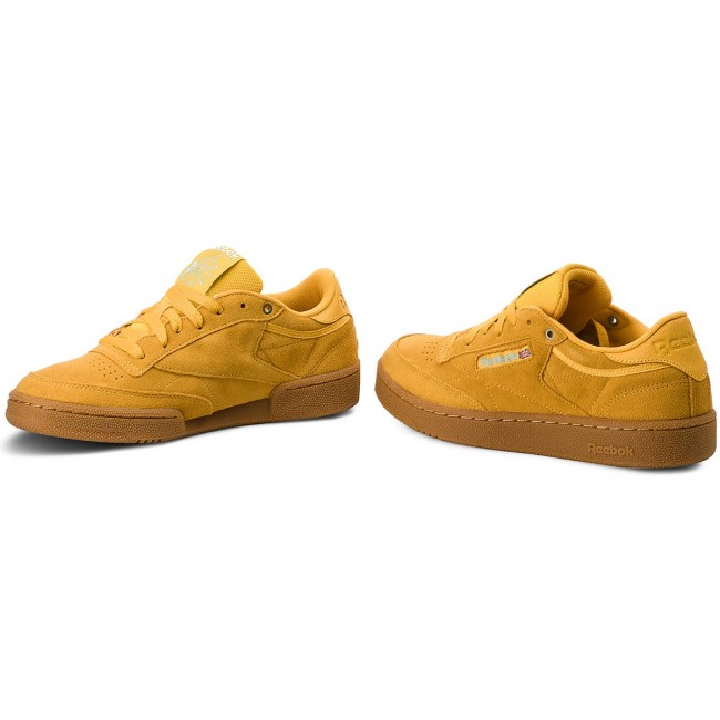 Shoes Reebok Club C 85 Mu CN3867 BananaBlueGum