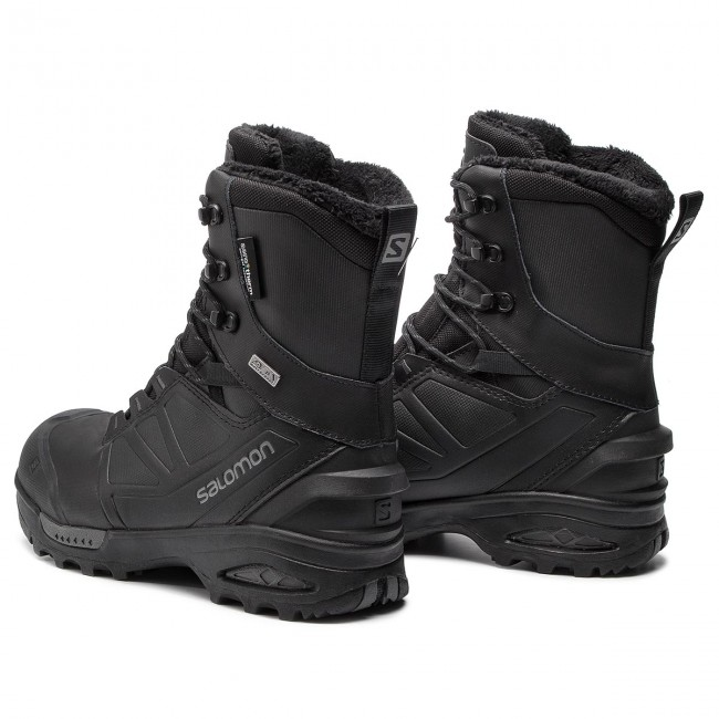 Trekker Boots SALOMON Toundra Pro Cswp 404727 27 G0 Black KTDy9