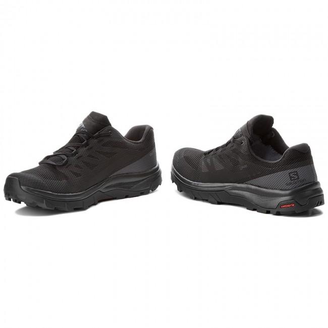 Trekker Boots SALOMON Outline Gtx GORE TEX 404770 29 V0 BlackPhantom Magnet