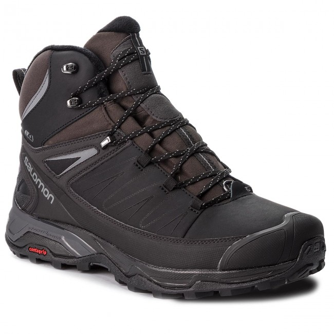6373754b Trekker Boots SALOMON - X Ultra Mid Winter Cs Wp 404795 31 V0 Black/Phantom/Quiet  Shade - Trekker boots - High boots and others - Men's shoes - efootwear.eu