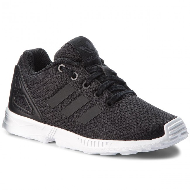 Adidas ZX Flux Black Prism Men's Running Sneakers Low Top