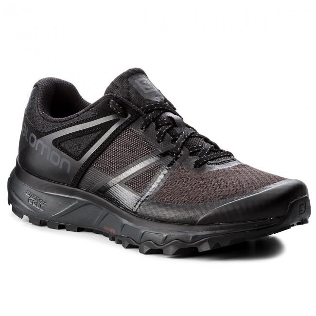 Shoes SALOMON Trailster 404877 31 W0 PhantomBlackMagnet