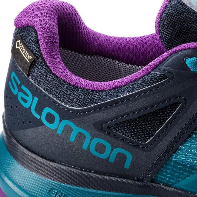 salomon trailster gtx trail-running shoes - women's basketball