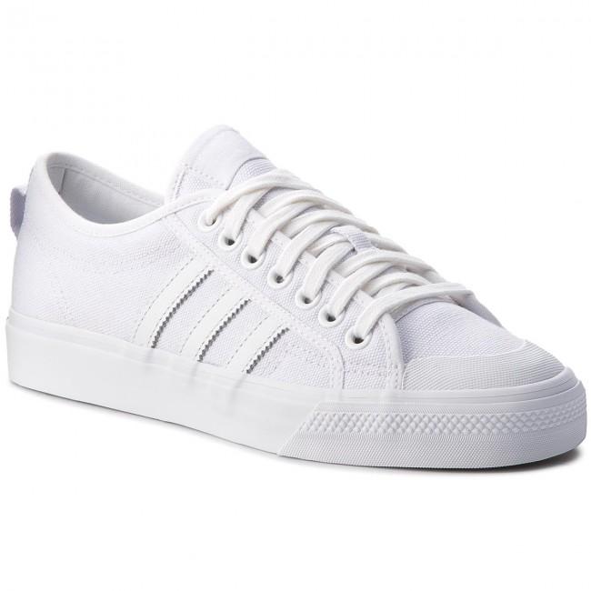 Shoes adidas - Nizza BZ0496 Ftwwht/Ftwwht/Ftwwht