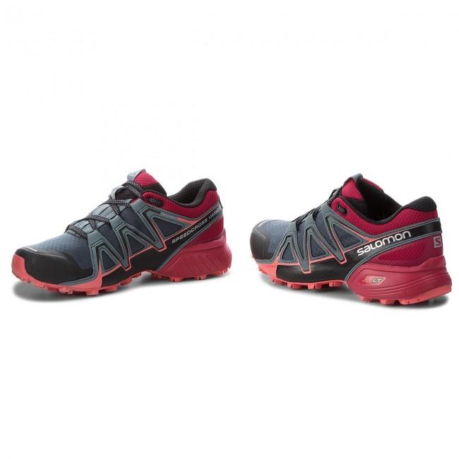 Shoes SALOMON Speedcross Vario 2 W 404943 21 V0 Stormy WeatherCerise.Dubarry UMe9g