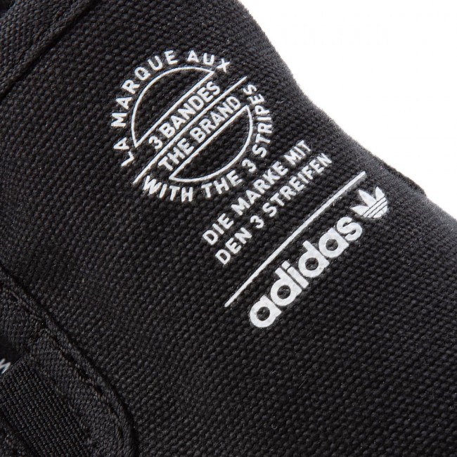 Shoes adidas Matchcourt Slip F37387 CblackCblackFtwwht