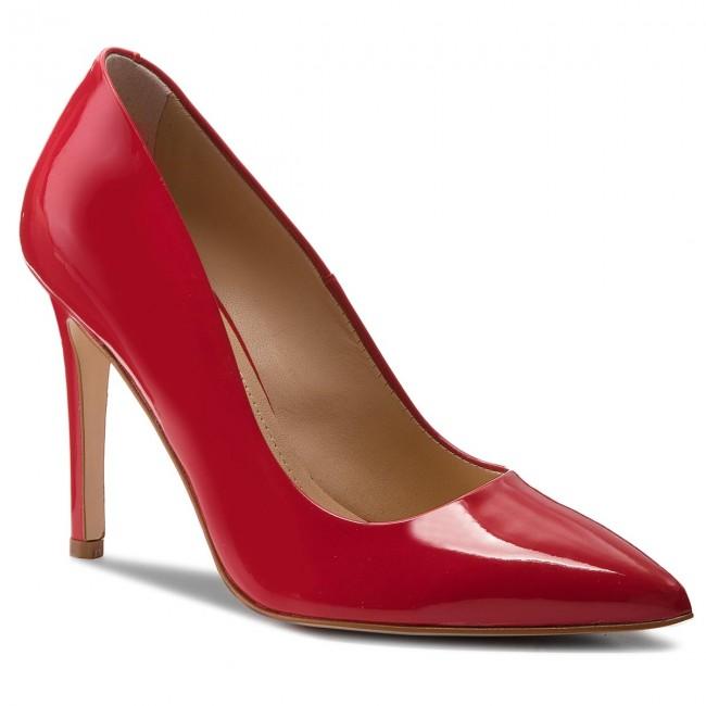 Stilettos SOLO FEMME - 34201-A7-B57/000-04-00 Red
