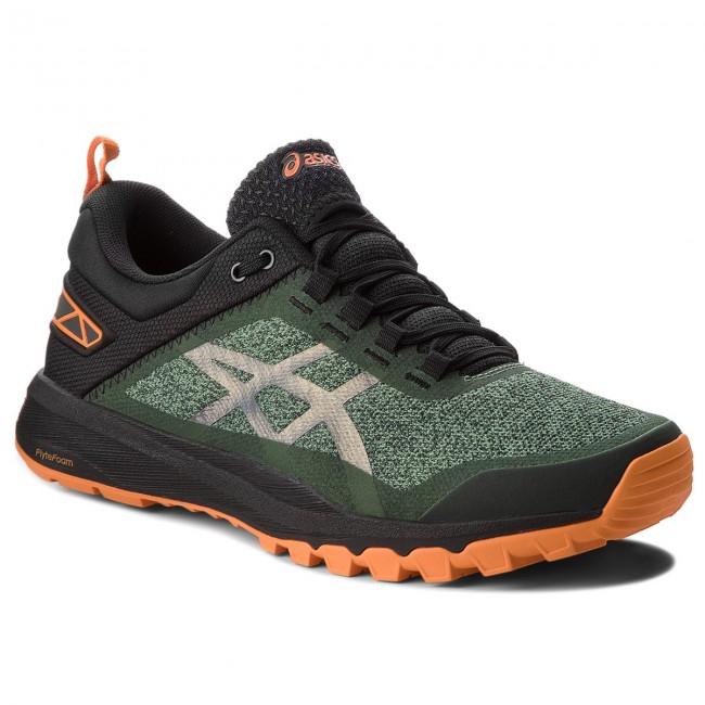 Shoes ASICS - Gecko Xt T826N Cedar Green/Black 300