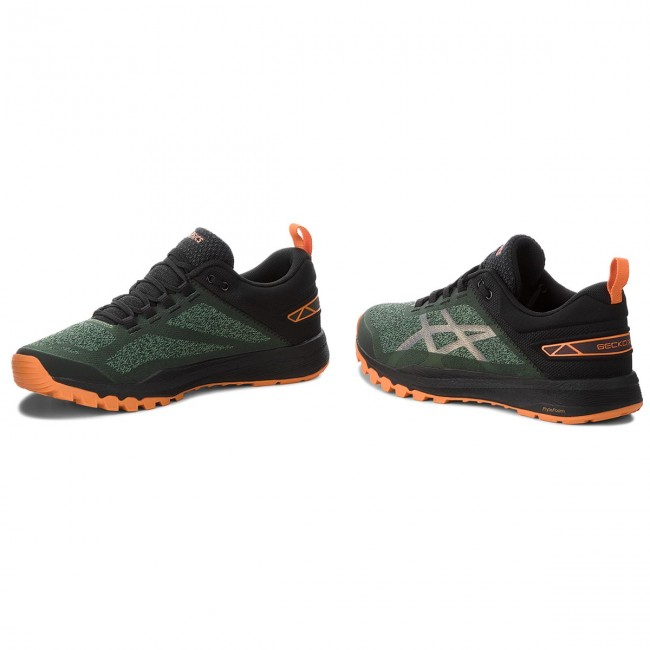 buy online 0d777 4568f Shoes ASICS - Gecko Xt T826N Cedar Green/Black 300