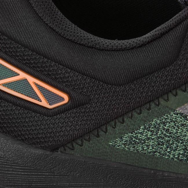 Shoes ASICS Gecko Xt T826N Cedar GreenBlack 300
