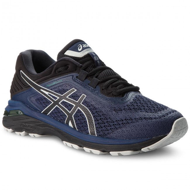 Shoes ASICS Gt 2000 6 Trail PlasmaGuard T827N PeacoatBlack 400