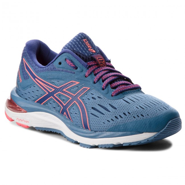 eccezionale gamma di colori prezzo ragionevole Sconto del 60% Shoes ASICS - Gel-Cumulus 20 1012A008 Azure/Blue Print 401