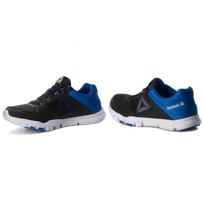 Shoes Reebok Yourflex Train 10 Mt CN5650 BlackVital Blue