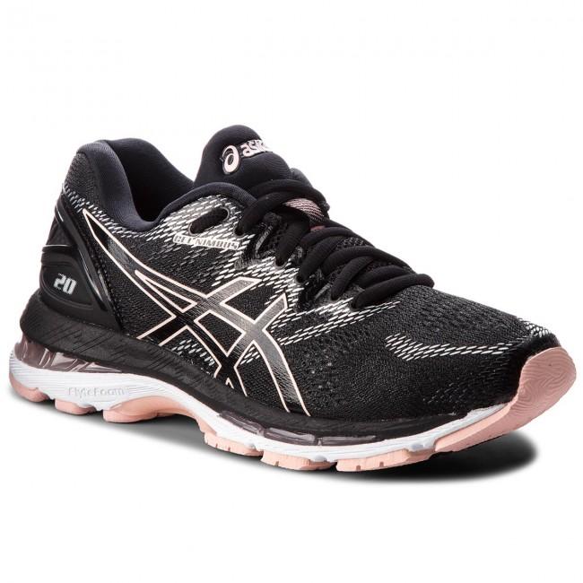 Shoes ASICS - Gel-Nimbus 20 T850N Black