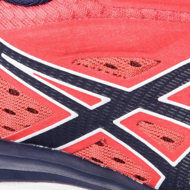 Shoes ASICS Gel Cumulus 20 1011A008 Red AlertPeacoat 600