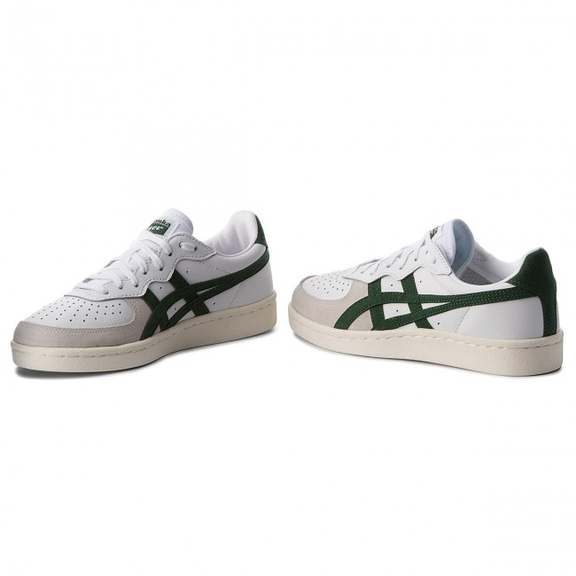 reputable site fd75a ccf34 Sneakers ASICS - ONITSUKA TIGER Gsm D5K2Y White/Hunter Green ...
