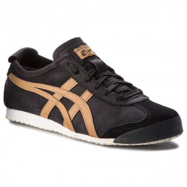 super popular 53720 cb01e Sneakers ASICS - ONITSUKA TIGER Mexico 66 1183A198 Black/Caravan 001