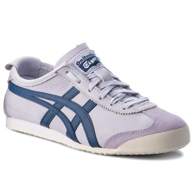 the latest f1846 99d38 Sneakers ASICS - ONITSUKA TIGER Mexico 66 1183A198 Lilac Opal Midnight Blue  400
