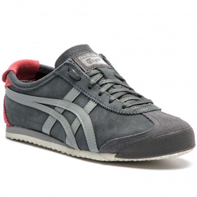 buy popular b5e54 d710a Sneakers ASICS - ONITSUKA TIGER Mexico 66 1183A148 Dark Grey Stone Grey 020
