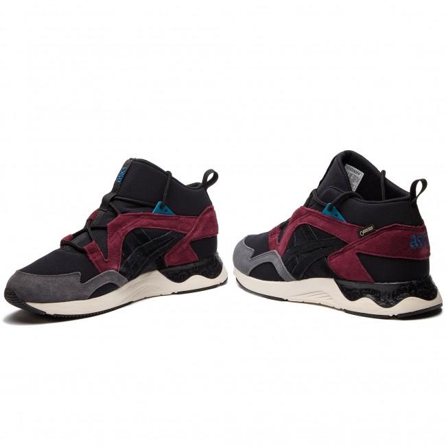 release info on 36c6b c6a08 Sneakers ASICS - TIGER Gel-Lyte V Sanze Mt G-Tx GORE-TEX 1193A050  Black/Black 001