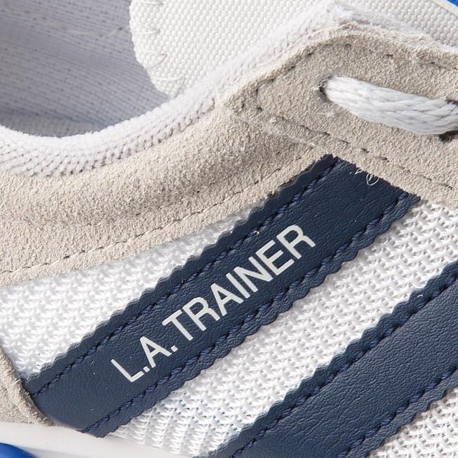 Shoes adidas La Trainer B37829 CrywhtConavyCbrown