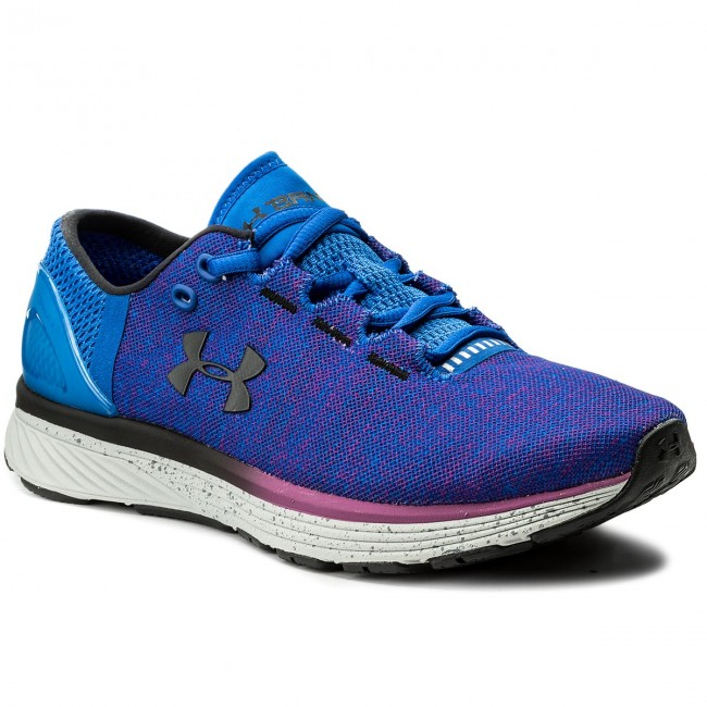 brand new 88dde 0e0c7 Shoes UNDER ARMOUR - Ua W Charged Bandit 3 1298664-907 Blu
