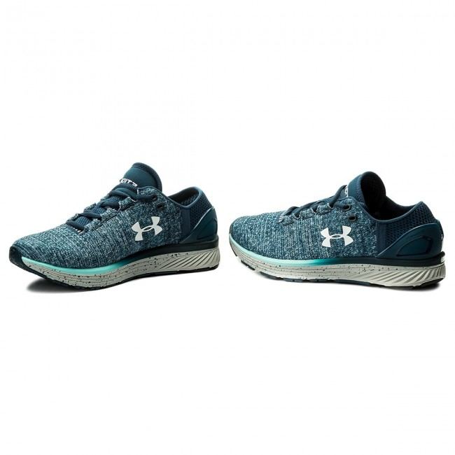best service c25f1 beaf9 Shoes UNDER ARMOUR - Ua W Charged Bandit 3 1298664-918 Tui/Bif/Wht