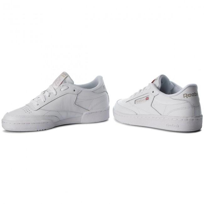 Shoes Reebok Club C 85 BS7685 WhiteLight Grey