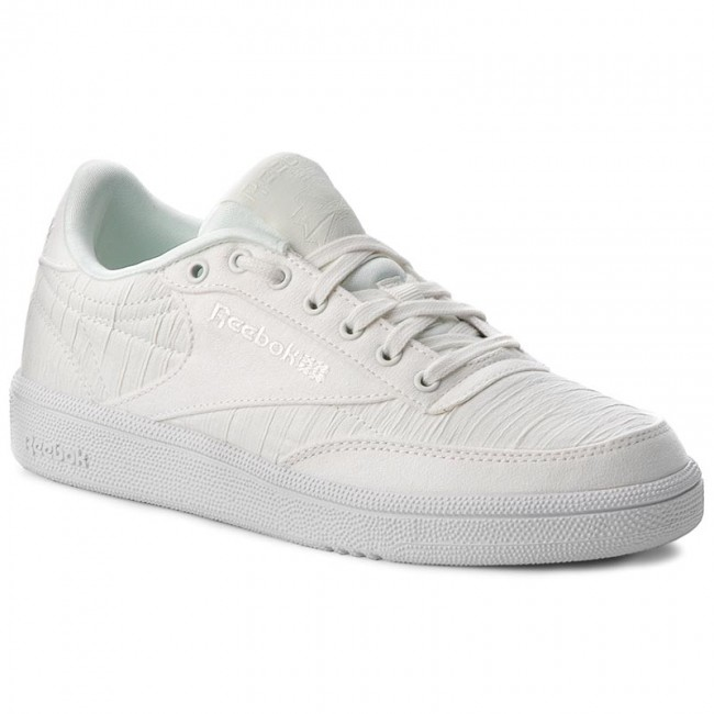 2c4c617b Shoes Reebok - Club C 85 Ef Txt CN3280 Chalk/Holiday - Sneakers - Low shoes  - Women's shoes - efootwear.eu