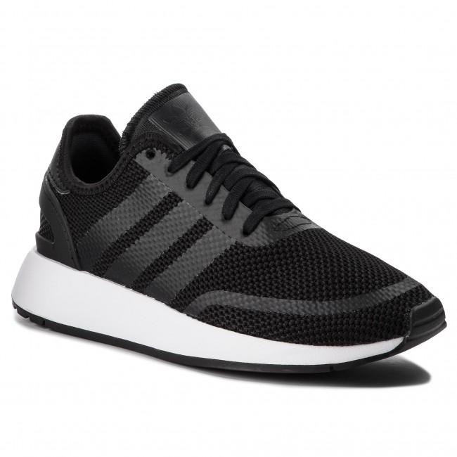 1b0c8731 Shoes adidas - N-5923 J B41574 Cblack/Cblack/Cblack - Sneakers - Low shoes  - Women's shoes - efootwear.eu